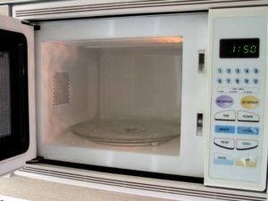 emf microwave oven