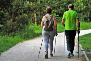 moderate exercise for high blood pressure