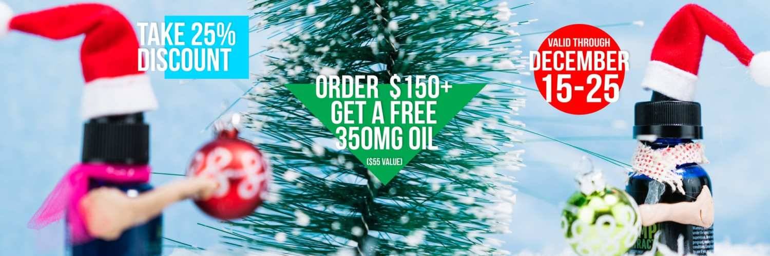 All Natural Way Free CBD Holiday Sale (Ministry of Hemp 2018 Holiday Hemp & CBD Gift Guide)