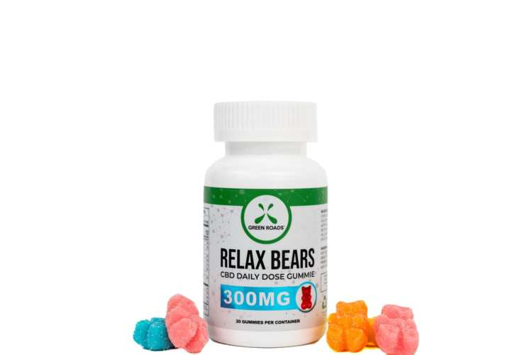 Green Roads Relax Bears (Ministry Of Hemp Official CBD Review)