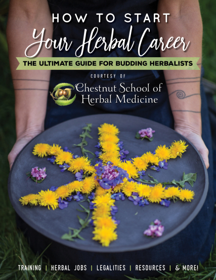 how to be an herbalist