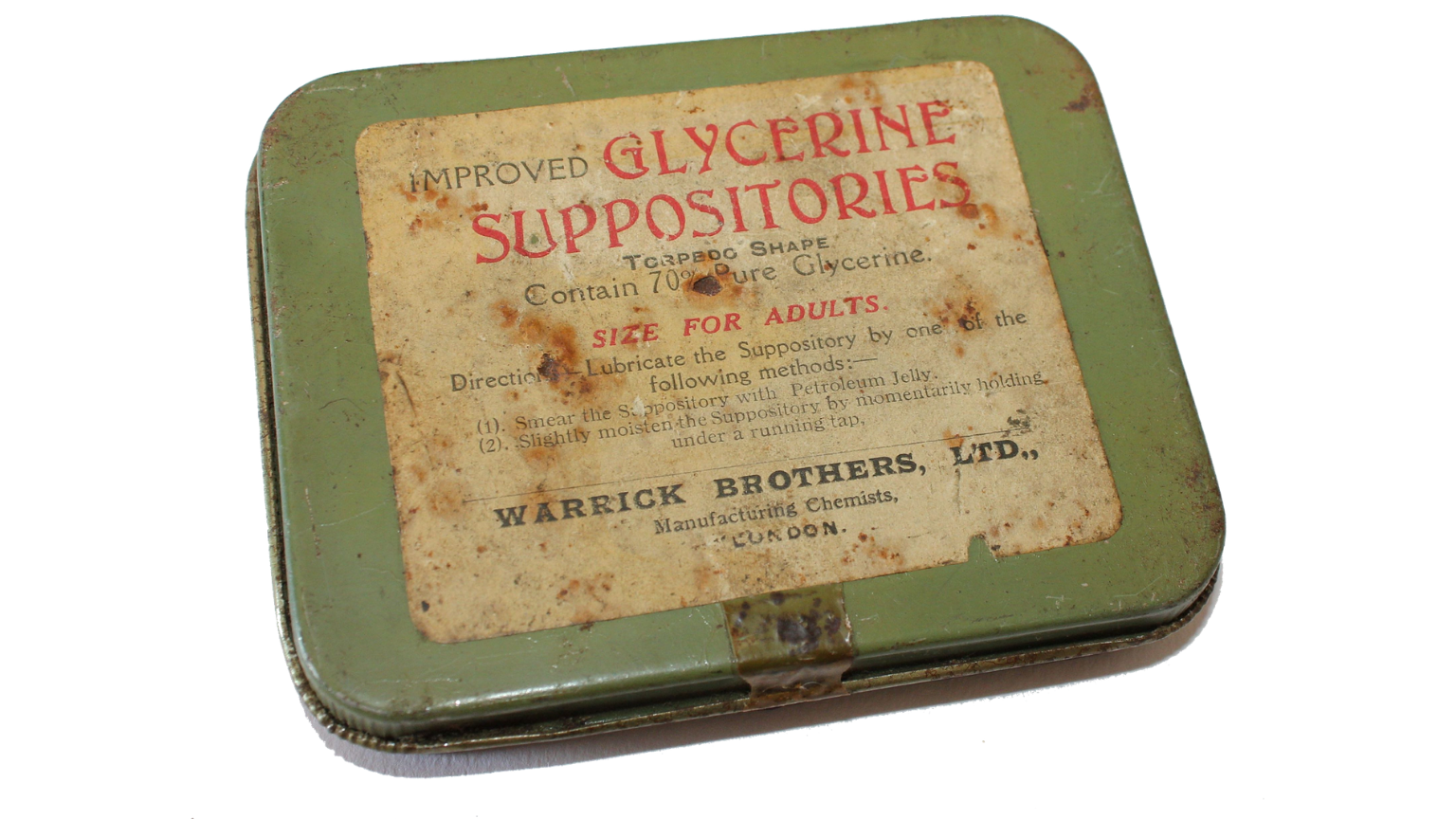 old-history-suppositories