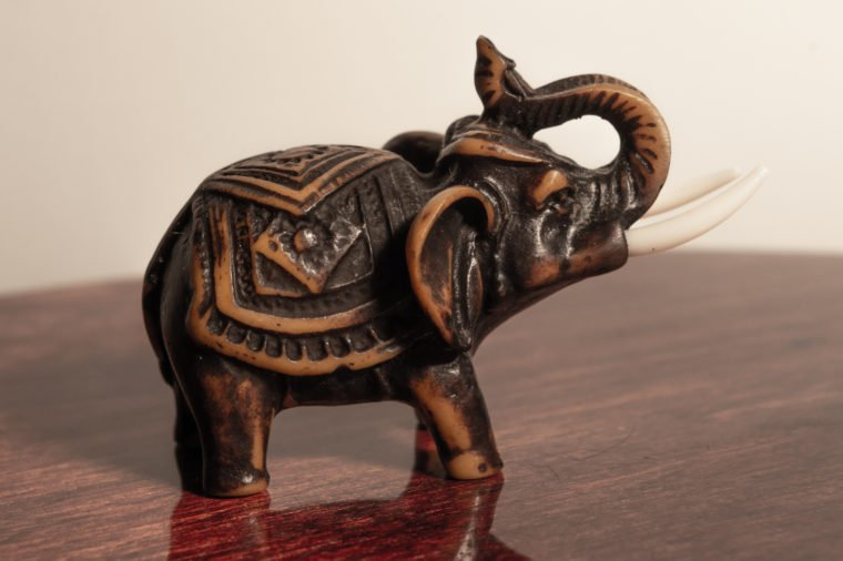 elephant decor, traditional, bring good luck