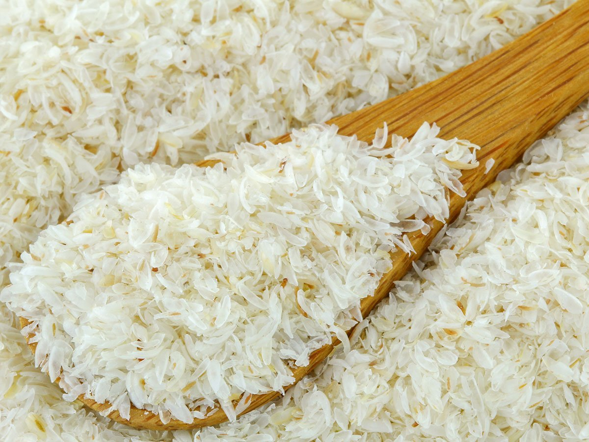 natural remedy psyllium for constipation