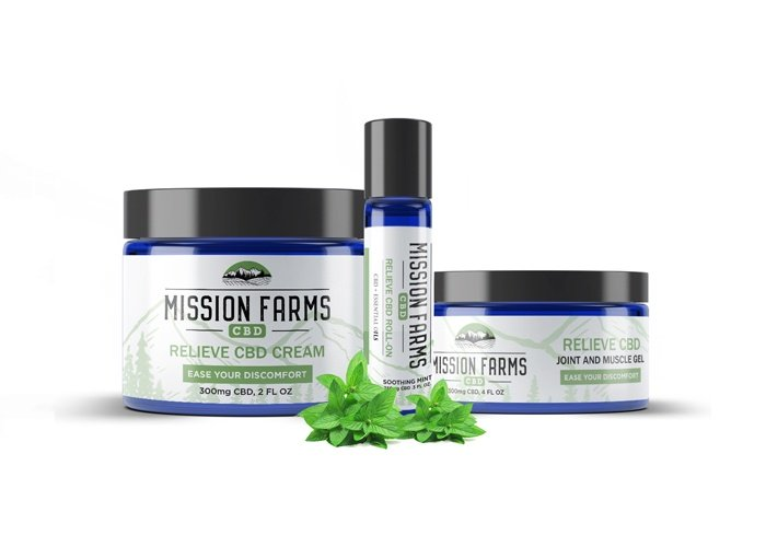 Mission Farms Relive CBD Bundle