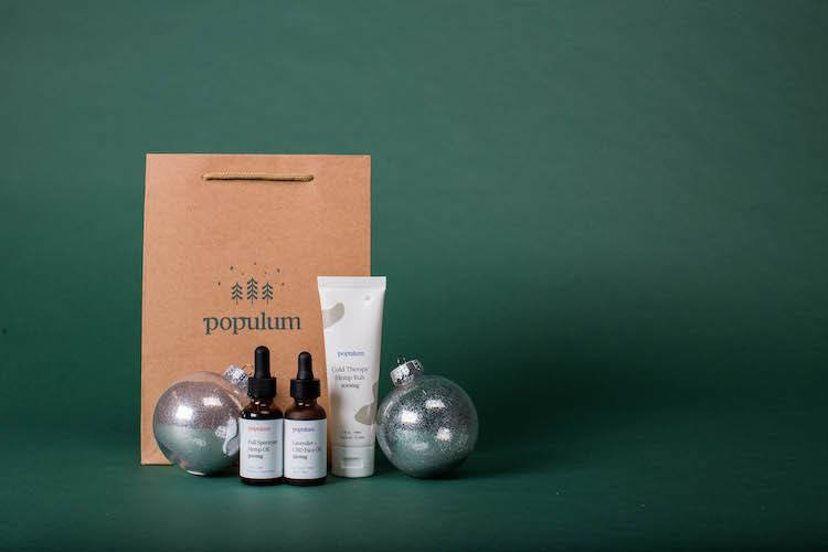 Populum Evening Routine Gift Set