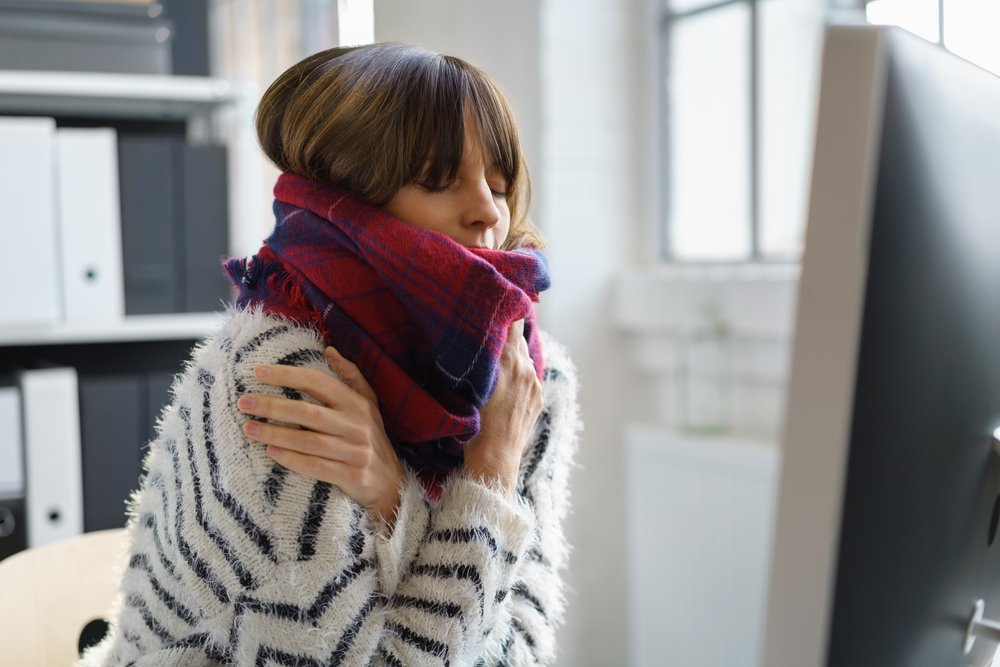 how does cold weather affect your body