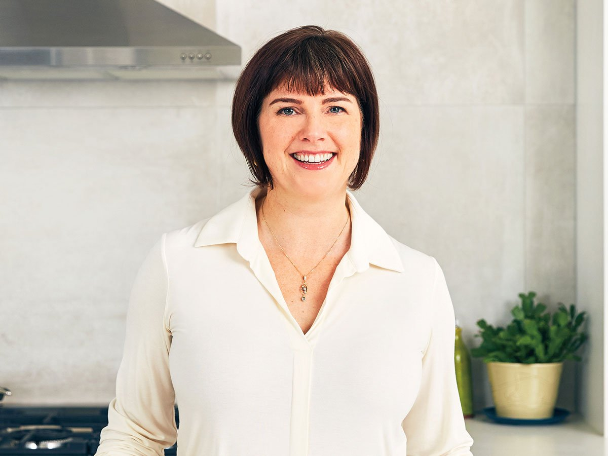 stress-free cooking   Claire Tansey
