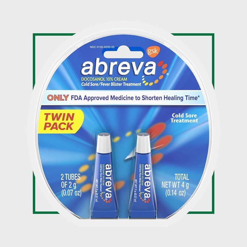 how to get rid of cold sores | Abreva
