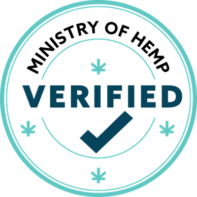 Ministry of Hemp Verified seal