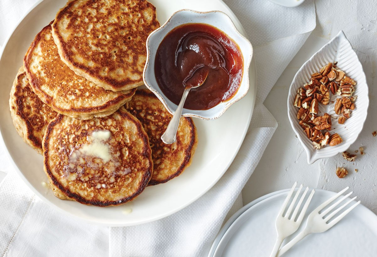 buttermilk pancakes | pancake recipes