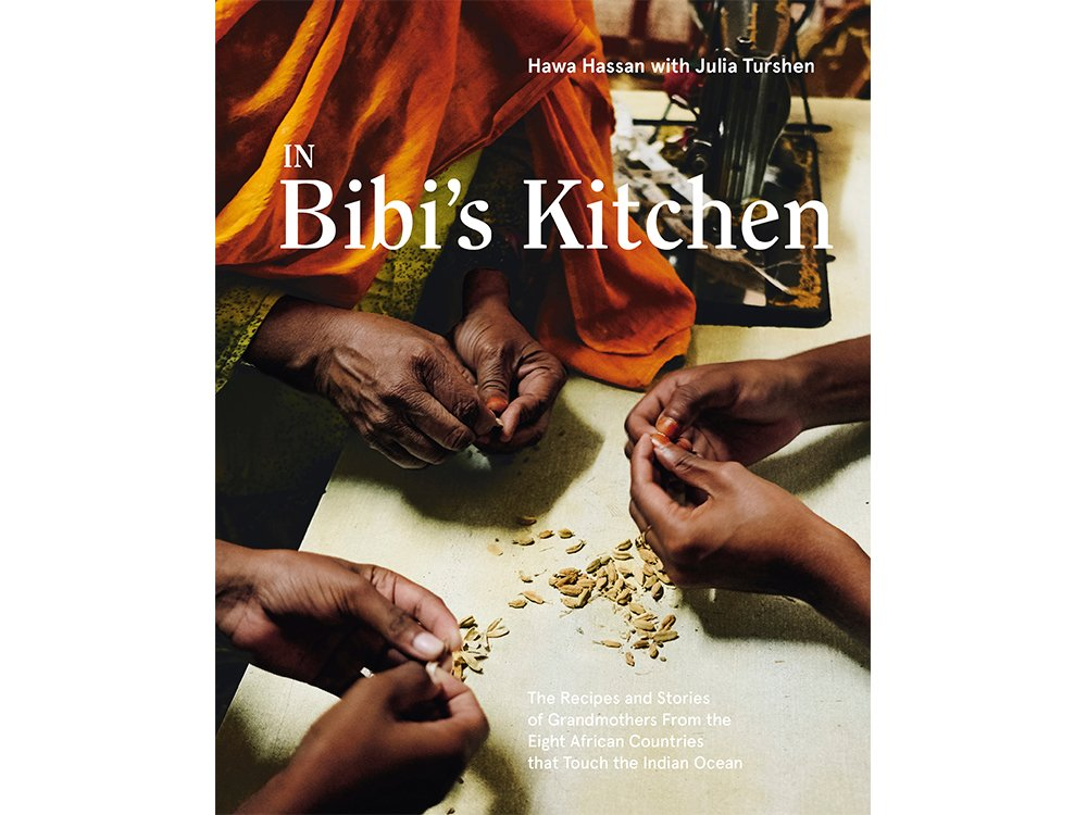 cover of in bibi's kitchen by hawa hassan and julia turshen