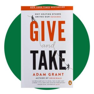 Give And Take Book