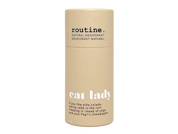 Routine Cat Lady Deodorant