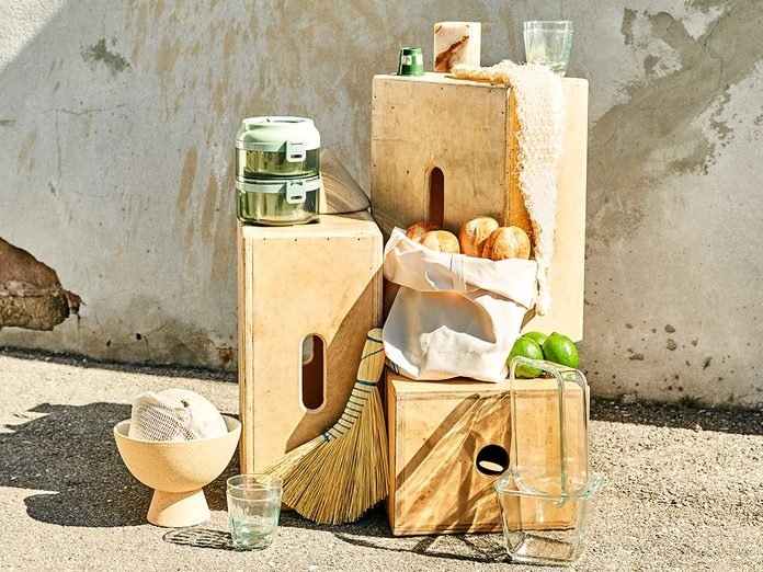 Eco Friendly Sustinable Kitchen Items