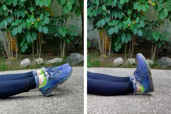 Ankle Flexion And Extension